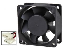 EVERCOOL EC6025M12SA  6Cm Fan - 4 Pin